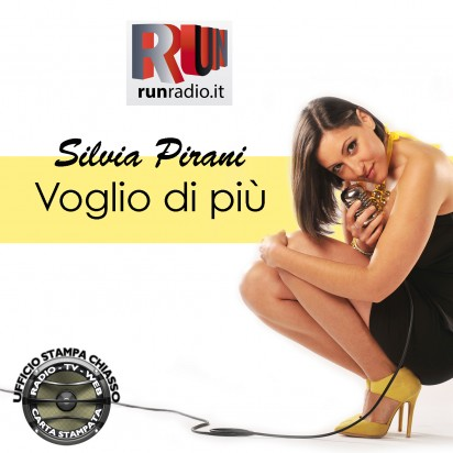 Silvia Pirani a Run Radio